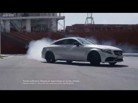 Mercedes Benz Clase C Coupé 2016
