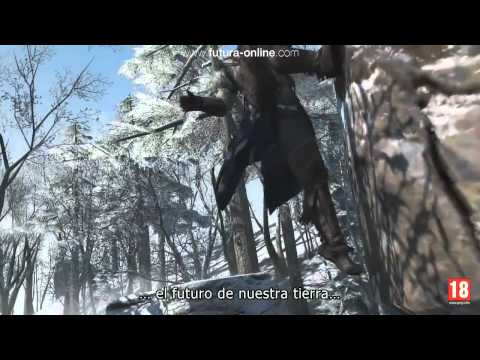 Assassins Creed III GamePlay Premiere Español