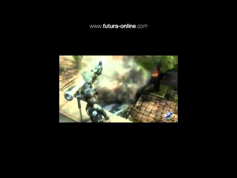 Trailer Metal Gear Rising: Revengeance [E3]