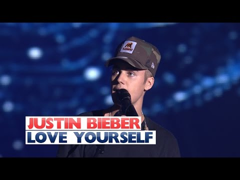 Justin Bieber - 'Love Yourself'