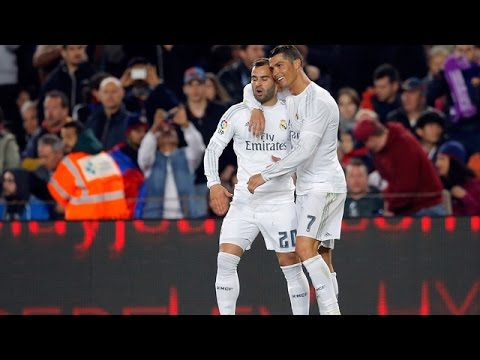 F.C. Barcelona 1-2 Real Madrid (02/04/2016)
