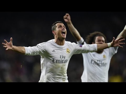 Real Madrid 3-0 Wolfsburgo (12/04/2016)