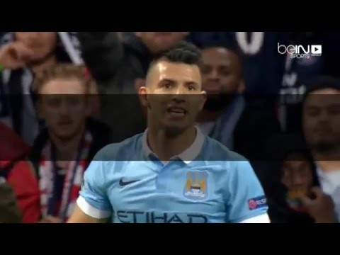 Manchester City vs PSG (1-0) -  [12/04/2016]