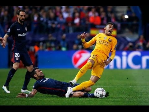 Atletico Madrid vs Barcelona 2-0 (13/04/2016)