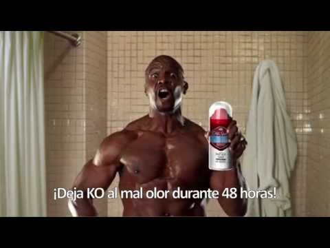 Terry Crews en un divertido anuncio de Old spice